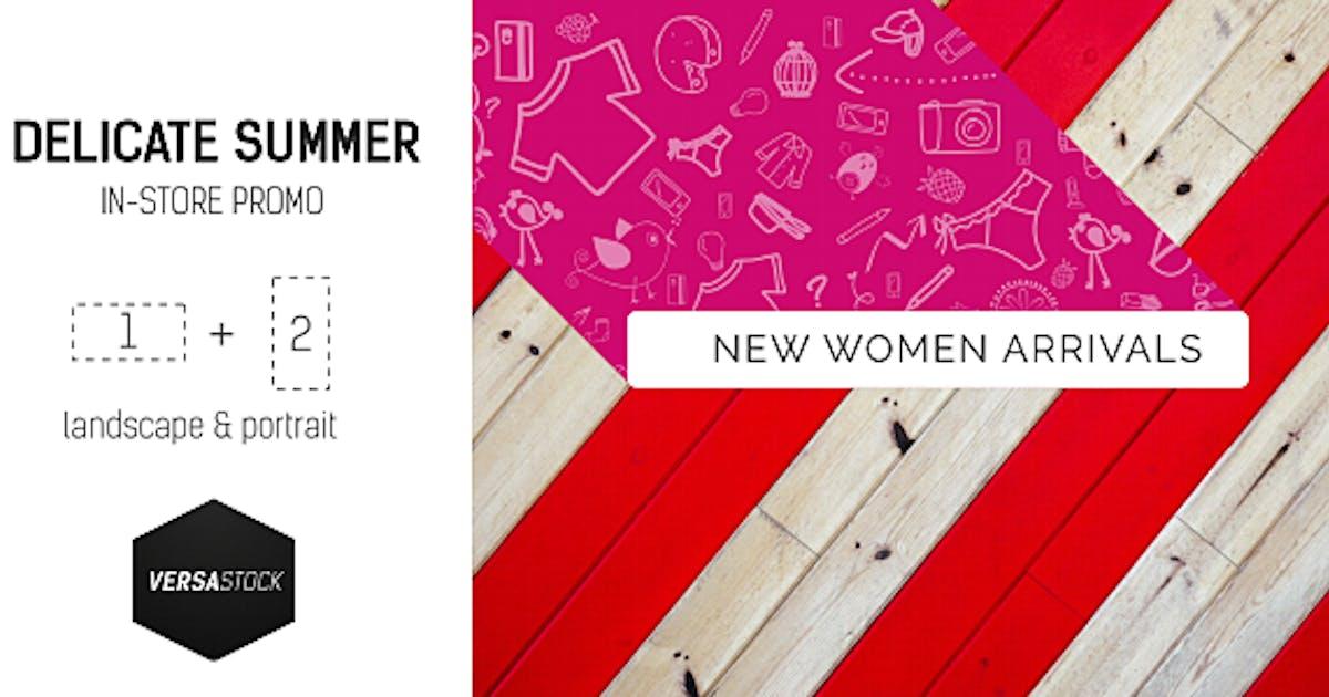 Download Delicate Summer by VersaStock