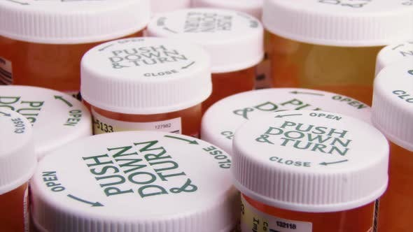 Thumbnail for Prescription Bottles 1