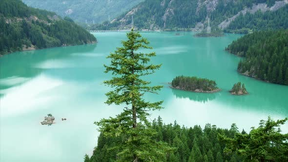 Thumbnail for Diablo Lake In North Cascades National Park