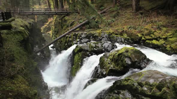 Thumbnail for Sol Duc Falls