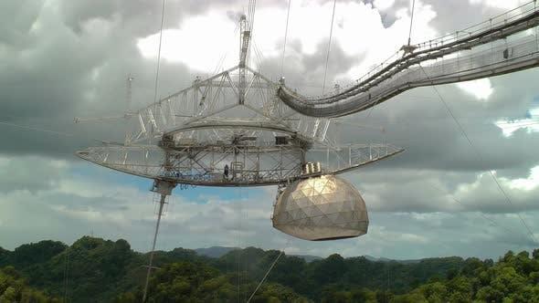 Thumbnail for A Large Radio Telescope
