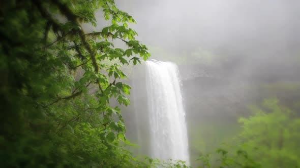Thumbnail for South Falls Waterfall 1