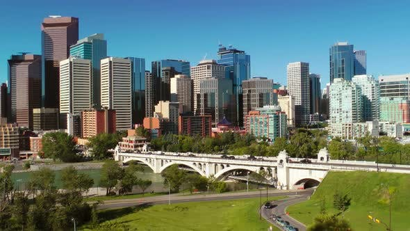Cover Image for Calgary Skyline