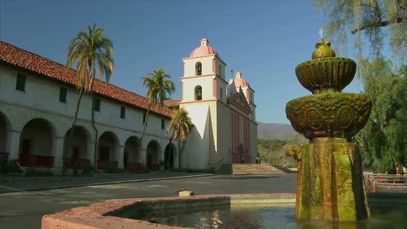 Thumbnail for Old Mission Santa Barbara And Water Fountain