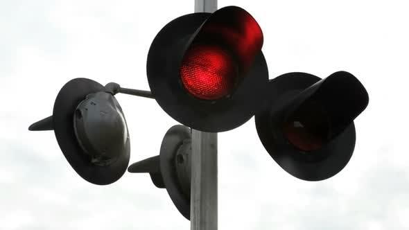 Thumbnail for Railroad Crossing Signal