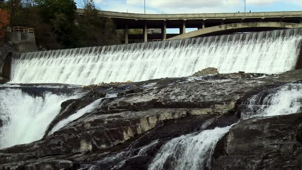 Thumbnail for Spokane Falls In Washington
