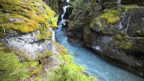 Thumbnail for Avalanche Gorge, Time Lapse