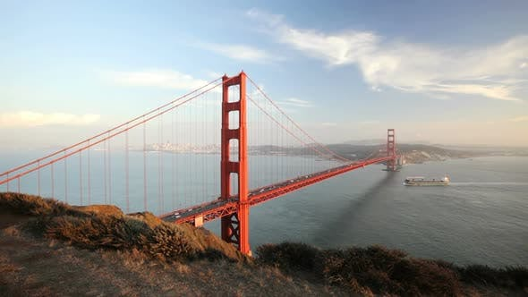 Thumbnail for Golden Gate Bridge 3