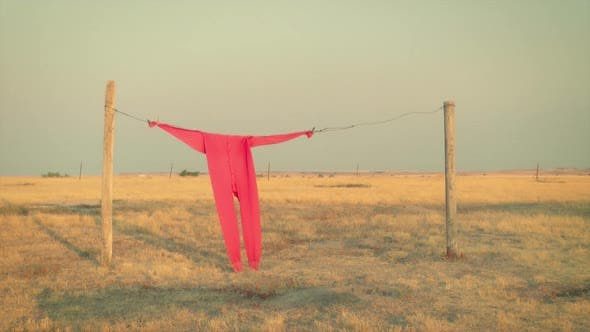 Thumbnail for Clothesline And Red Long Johns 1