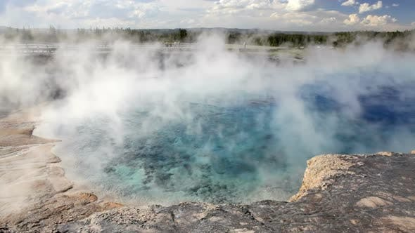 Thumbnail for Yellowstone Geyser