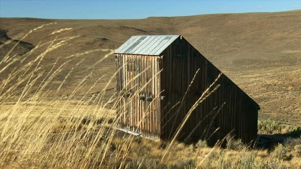 Thumbnail for Weathered Barn In Eastern Oregon