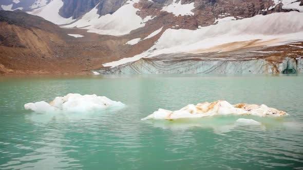 Thumbnail for Melting Angel Glacier 2