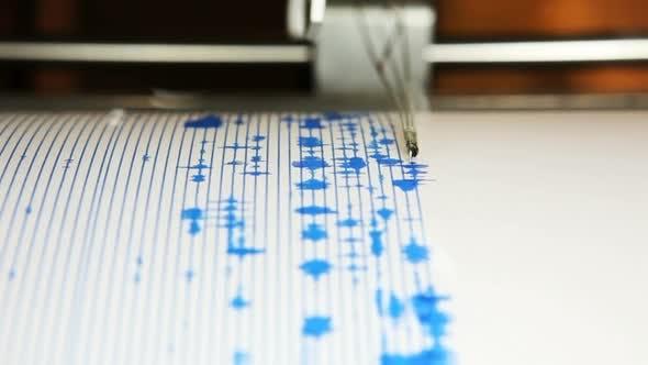 Thumbnail for Seismograph