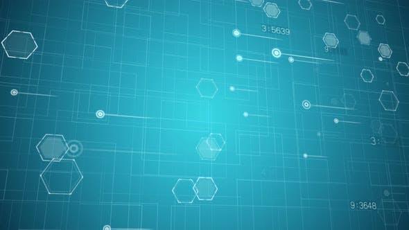 Thumbnail for Technology Grid Data 4K