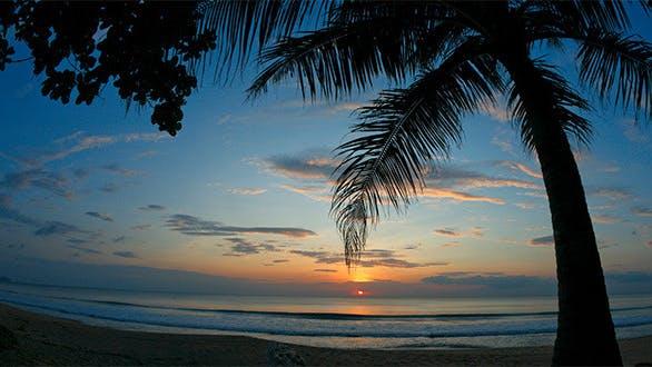Thumbnail for Sunset Timelapse.
