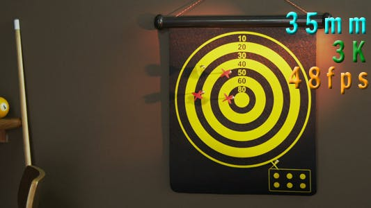 Thumbnail for Target Dartboard