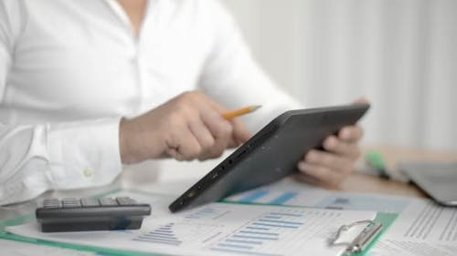 Business on Tablet PC