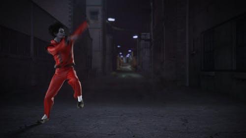 Dancing Zombie - Thriller