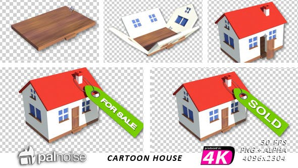 House For Sale (2-Pack)