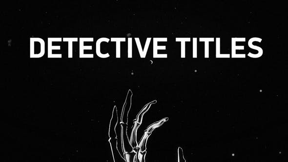 Detective Titles