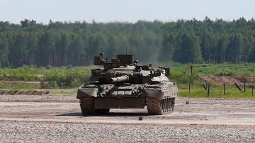 Panzer-Sichtung