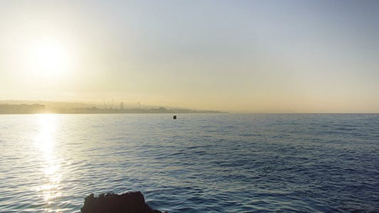 Thumbnail for Radiant Sea Beach Sunrise