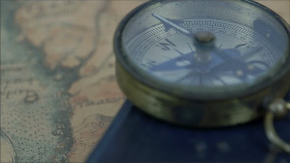 Thumbnail for The Compass and the Bible on the Map