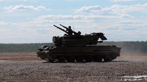 Military Auto