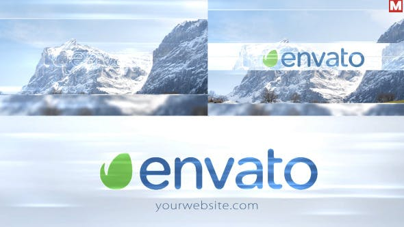 Thumbnail for Elegance Light Photo Logo Intro