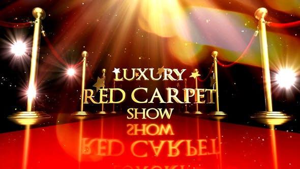 Thumbnail for Salon du tapis rouge de luxe