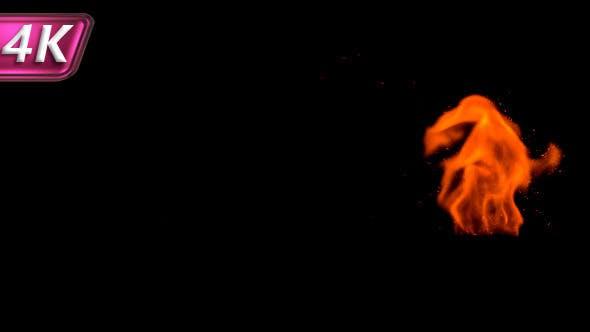 Thumbnail for Burning Gunpowder