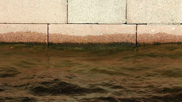 Thumbnail for Water Level And A Stone Embankment