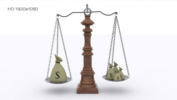 Thumbnail for Scale - Money Balance Concept