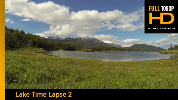 Thumbnail for Ushuaia Argentina Lake 02