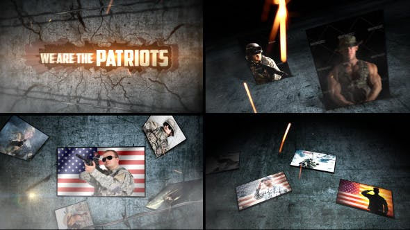 Thumbnail for The Patriotic Trailer