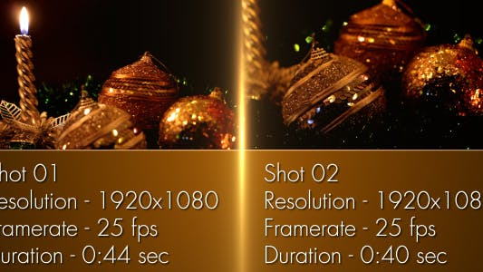 Thumbnail for Christmas Decorations HD 2
