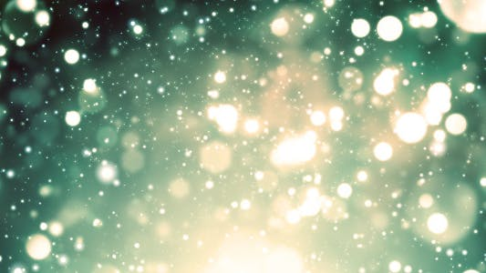 Glow Particles