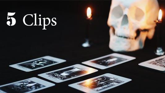 Thumbnail for Tarot Card Pack