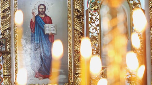 Thumbnail for Religious Icons and Candles