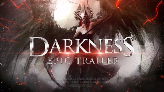 Thumbnail for Epic Trailer - Darkness