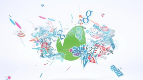 Social Reveal | Logo Introducción