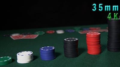 Casino Chips Stacks 12