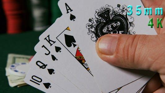 Thumbnail for Poker Royal Straight Flush 15