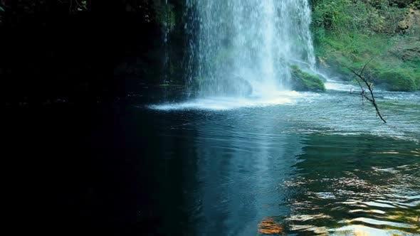Thumbnail for Waterfall and Lake