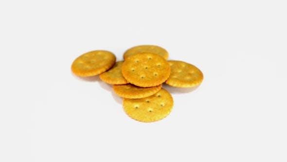 Rotierende Kekse