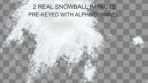 Snowball Impact Prekeyed