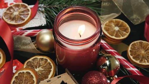 Neujahrs- und Weihnachtsfeier-Dekoration