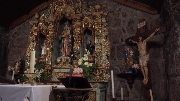 Thumbnail for Catholic Church Interior