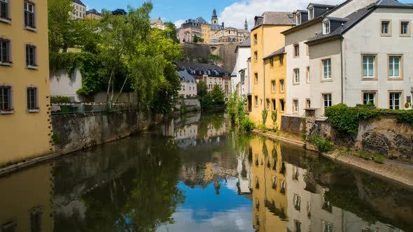 Thumbnail for Popular View on Luxembourg City