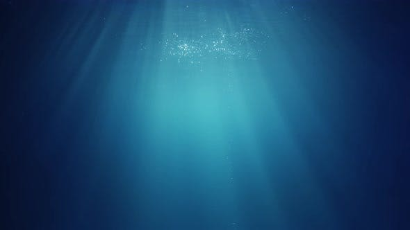 Thumbnail for Underwater Sunlight beams from above 07